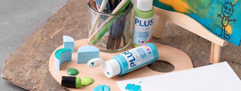 Pinturas y accesorios para pintar