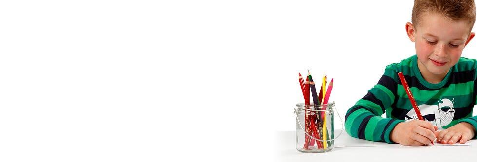 Lápices y tizas
