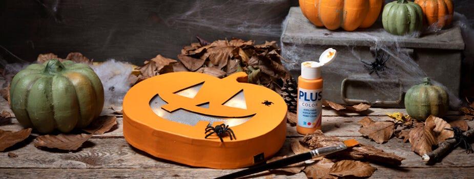 Halloween creativo