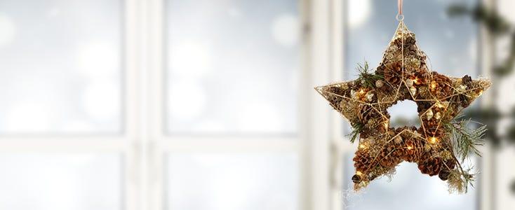 Decoraciones colgante de Navidad