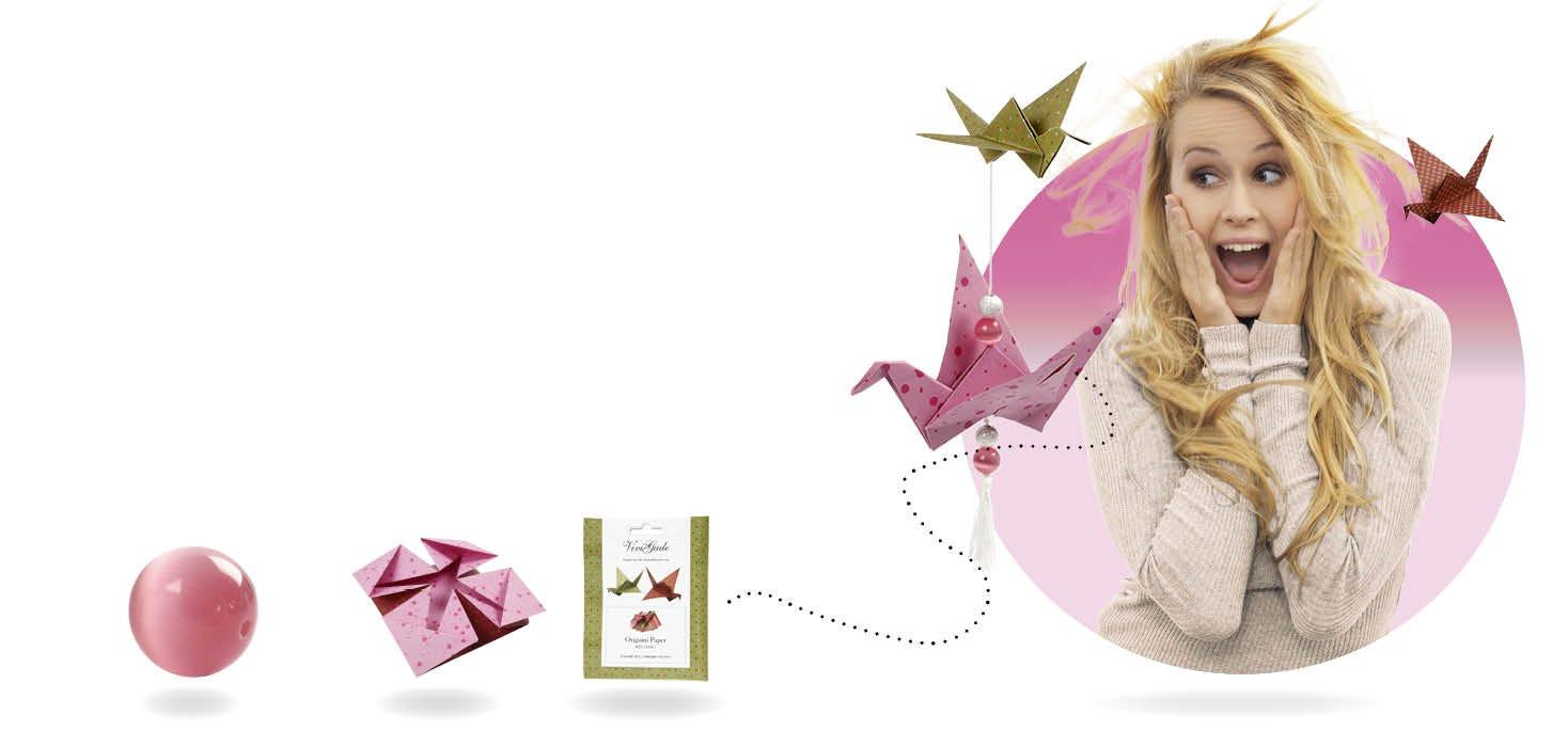 Creatividad con papel y tarjetería