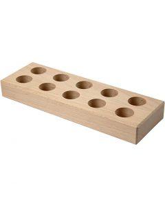 Base para pegamento, medidas 24,5x8x3 cm, 1 ud