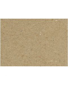 Cartón reciclado, 46x64 cm, 225 gr, 125 hoja/ 1 paquete