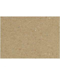 Cartón reciclado, 46x32 cm, 225 gr, 125 hoja/ 1 paquete