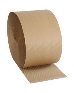 Cartón ondulado, A: 30 cm, 70 m/ 1 rollo
