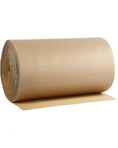 Cartón ondulado, A: 70 cm, 70 m/ 1 rollo