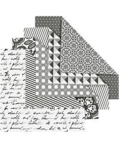 Papel Origami, 80 gr, 50 hojas stdas/ 1 paquete