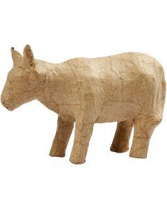 vaca, A: 8 cm, L. 13 cm, 1 ud