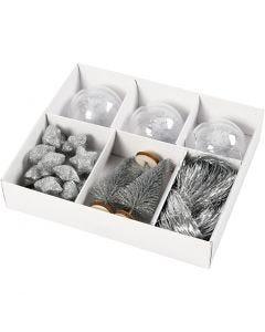 Decoración para regalos, Magia, dia: 5 cm, 5 stdas/ 1 paquete