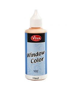 Window Color, polvo claro, 80 ml/ 1 botella