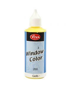 Window Color, amarillo, 80 ml/ 1 botella