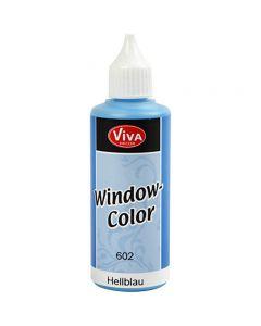 Window Color, azul claro, 80 ml/ 1 botella