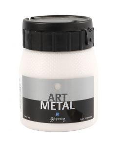 Pintura Art Metal, madre perla, 250 ml/ 1 botella
