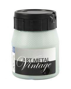 Pintura Art Metal, verde perlado, 250 ml/ 1 botella