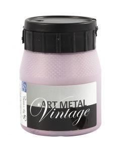 Pintura Art Metal, rojo perladoå, 250 ml/ 1 botella