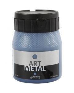 Pintura Art Metal, azul galaxy, 250 ml/ 1 botella