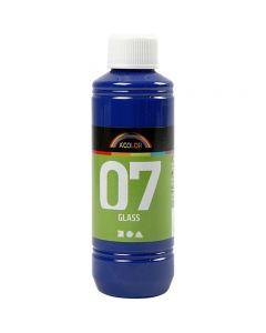Pintura A-Color Glass, 250 ml/ 1 botella