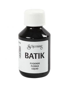 Tinte batik, negro, 100 ml/ 1 botella
