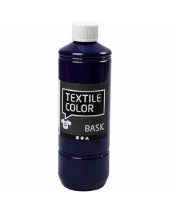 Textile Colour, azul brillante, 500 ml/ 1 botella