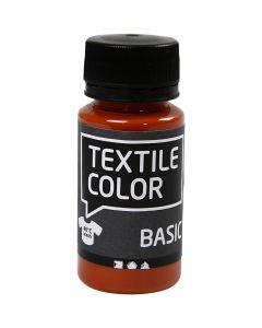 Textile Colour, ladrillo, 50 ml/ 1 botella