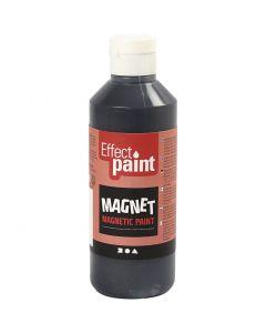 Pintura magnética, negro, 250 ml/ 1 botella