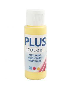 Pintura craft Plus Color, primrose yellow, 60 ml/ 1 botella