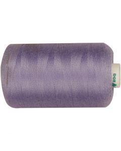 Hilo de coser, L. 1000 yards, morado, 915 m/ 1 rollo