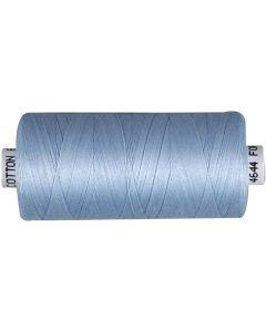 Hilo para coser, azul claro, 1000 m/ 1 rollo