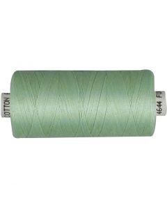 Hilo para coser, verde menta, 1000 m/ 1 rollo