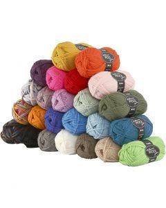 Melbourne lana, L. 92 m, 24x50 gr/ 1 paquete