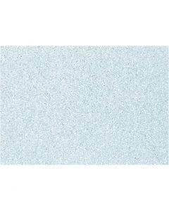 Fieltro para manualidades, A4, 210x297 mm, grosor 1 mm, azul claro, 10 hoja/ 1 paquete