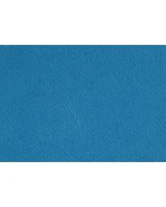 Fieltro para manualidades, A4, 210x297 mm, grosor 1,5-2 mm, turquesa, 10 hoja/ 1 paquete