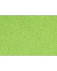 Fieltro para manualidades, A4, 210x297 mm, grosor 1,5-2 mm, verde claro, 10 hoja/ 1 paquete