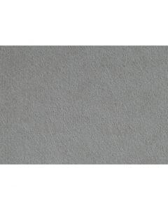 Fieltro para manualidades, A4, 210x297 mm, grosor 1,5-2 mm, gris, 10 hoja/ 1 paquete