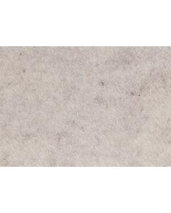 Fieltro para manualidades, A4, 210x297 mm, grosor 1,5-2 mm, Texturado, blanquecino, 10 hoja/ 1 paquete