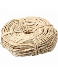 Cuerda de maíz, A: 3,5-4 mm, natural, 500 gr/ 1 fajo