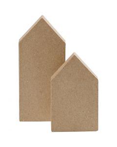 Casas, A: 12,5+15 cm, 2 ud/ 1 paquete