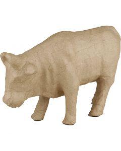 vaca, A: 15 cm, L. 23 cm, 1 ud