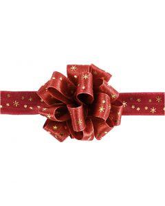 Cinta Susifix, A: 18 mm, dorado, rojo, 5 m/ 1 rollo