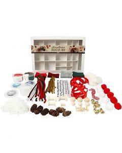Caja creativa, Navidad tradicional, 1 set