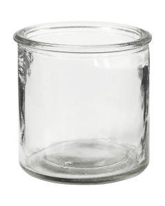 Portavela para vela calientaplatos, A: 7,8 cm, 6 ud/ 1 caja
