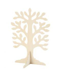 Árbol, medidas 30x21,5 cm, 1 ud
