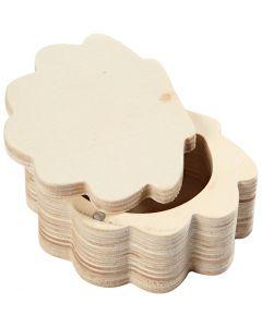 Caja, A: 4 cm, A: 8 cm, 1 ud