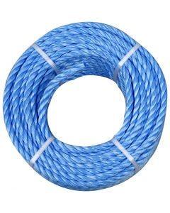 Cuerda de polypropileno, grosor 6 mm, 20 m/ 1 rollo
