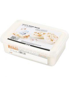 Jabón de manteca de karité, blanco, 1 kg