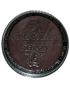 Pintura facial a base de agua, marrón oscuro, 20 ml/ 1 paquete