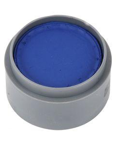 pintura facial en base a agua, azul oscuro, 15 ml/ 1 bote