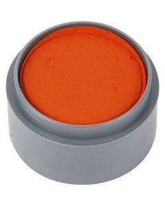 pintura facial en base a agua, naranja, 15 ml/ 1 bote