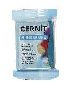 Cernit, duck blue (230), 56 gr/ 1 paquete