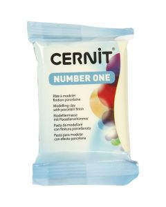 Cernit, vanilla (730), 56 gr/ 1 paquete